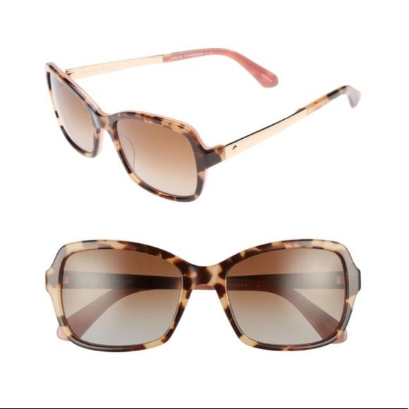 11ccfe4cd2fc kate spade Accessories - Kate Spade Anjanette Polarized Sunglasses NWOT